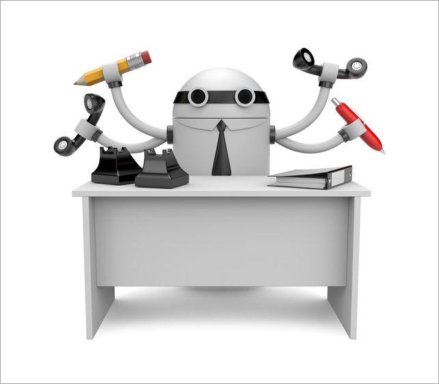熱くなるロボット市場