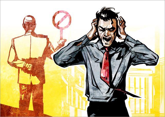 【会計業界の転職失敗事例6】所長の人格が信じられない…、入社後に生じた軋轢に苦しむ