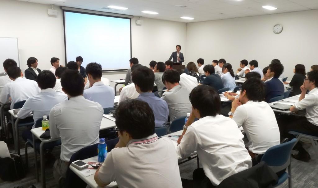 金融業界キャリアセミナー